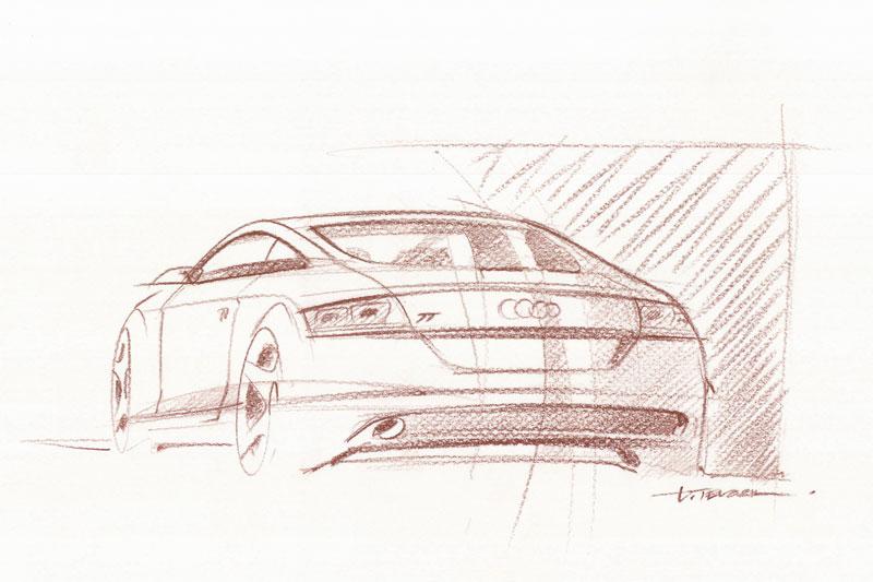 Audi Design Gestern Heute Morgen